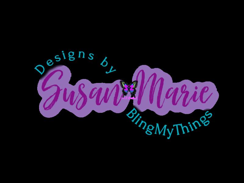 BlingMyThings designs by Susan Marie